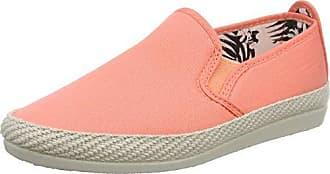 Costa, Zapatos de Cordones Oxford para Mujer, Naranja (Coral 000-Crl), 37 EU Flossy