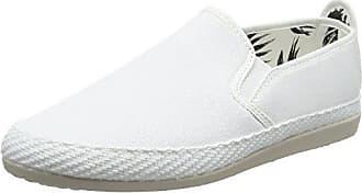 Condor, Alpargatas para Mujer, Blanco (White 000-Whte), 36 EU Flossy