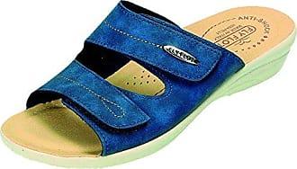 FlyFlot Slipper D.Pantolette in blau/multi, Größe 40.0,