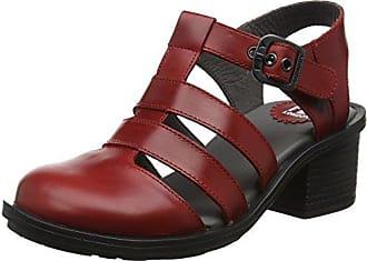 Zapatos De Tacón Con Plataforma para hombre, Black 149, 42 (9 uk) FLY London