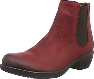 Fly London Alls076fly, Botas Chelsea para Mujer, Verde (Petrol/Reef), 41 EU(8UK)