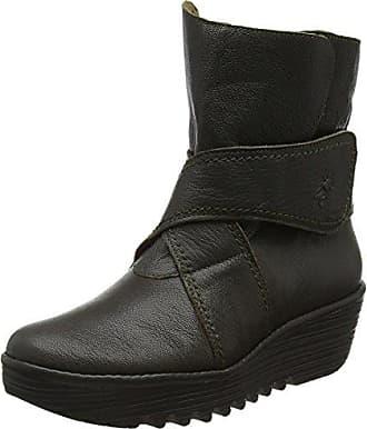 Fly London - Damen - SIPI - Stiefeletten & Boots - weinrot