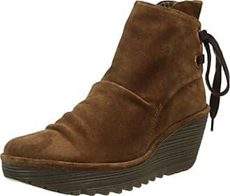 Yogi, Boots femme - Marron (Camel 050), 42 EUFLY London