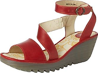 Damen Crib257fly Slingback Sandalen, Braun Fly London