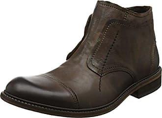 Moab FST Mid Gore-Tex, Chaussures de Randonnée Hautes Femme, Noir (Granit), 39.5 EUMerrell