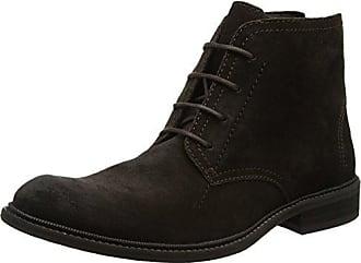Fly London HANS, Chaussures de ville à lacets pour homme - Noir - Schwarz (Black 000), EU: 43 (UK Homme: 9)