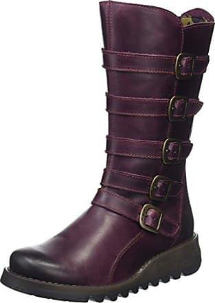 Wellies Short Ankle Wellington Boots, Bottes de neige femme - Violet - Purple - Violett (lila/flieder 797), 39 (6.5 UK)Playshoes