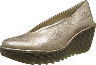 Yaz - Chaussures de ville - Femme - Beige (Taupe) - FR : 38 (Taille fabricant : 38)FLY London