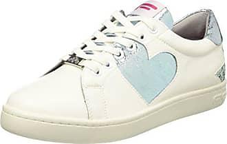 Fornarina Andromeda, Zapatillas para Mujer, Gris (Grigio 90), 35 EU