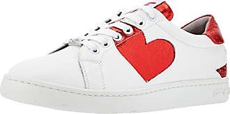 Andromeda, Zapatillas para Mujer, Blanco (Bianco 36), 39 EU Fornarina