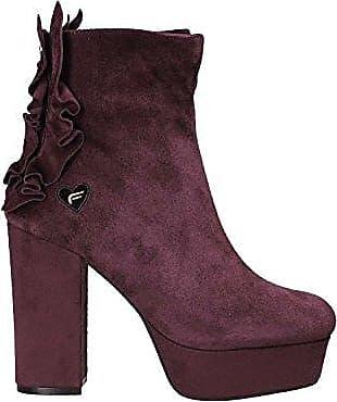 Damen Schuhe Stiefeletten High Heels Boots  38 EUHellbraun