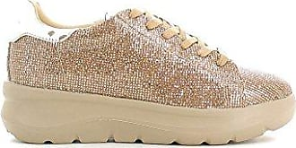 Fornarina PIFVH9545WIA Sneakers Mujer GOLD 39