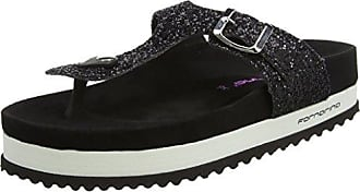 Fornarina Mujer PE18AN2826P0 Slip On Gris Size: 37 EU