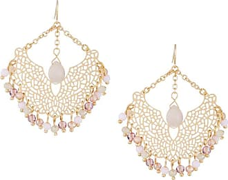 Fragments Mixed-Cut Crystal Statement Earrings