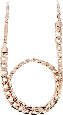 Frame Chain Eyefash glasses chain - Metallic