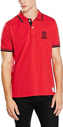 Polos Brooks Brothers rouges homme