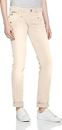 Alexa Slim New Magic Color, Pantalon Femme, Beige (Gris Moonstruck), W24 (Taille Fabricant: XS)Freeman T. Porter
