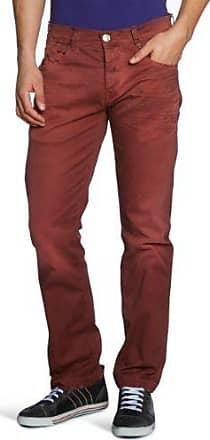Greensboro, Pantalon Homme, Rouge (Scarlet Red 14a), 33W/34LWrangler