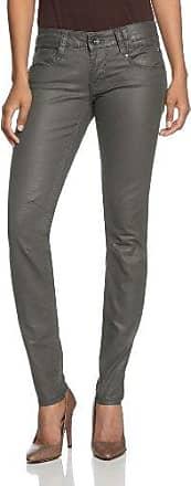 Freeman T. Porter Pantalón para mujer, color gris - grau (grey), talla w31/l32 (es 42)