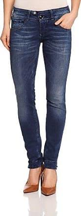 Freeman T. Porter Vaqueros para mujer, talla 27, color blau (mad