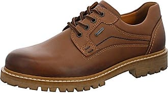 Fretz Men Kevin 1208 9729 - Derby - Homme - Marron - 42 2/3 EU (8.5 UK)
