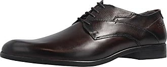 Oskar, Derbys Homme, Schwarz (Dark Grey 22), 40 EUFretz Men