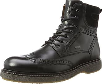 3110.6516, Chaussures Derby Homme - Noir - Noir (Noir 51), 40 EUFretz Men