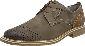 Locarno, Derby Homme - Blau (Blue), 40 EU(6.5UK)Fretz Men