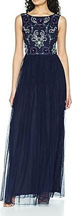 Womens Belva Embellished Top Maxi Party Dress Frock and Frill