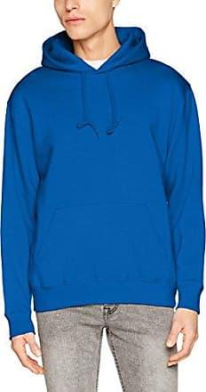 Lightweight Hooded Sweat Jacket, Sudadera con Capucha para Hombre, Turquesa (Azure Blue ZU), XX-Large Fruit Of The Loom