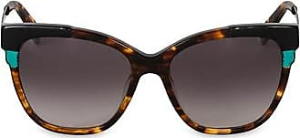 Furla Arabesque Sunglasses in Havana SFU148 0743 55 Furla
