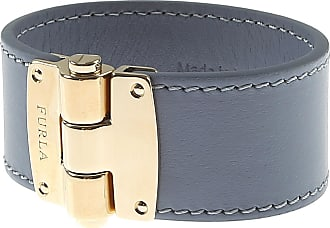 Furla Bracelet for Women On Sale, Avio Blue, Metal, 2017, Small Medium XSmall