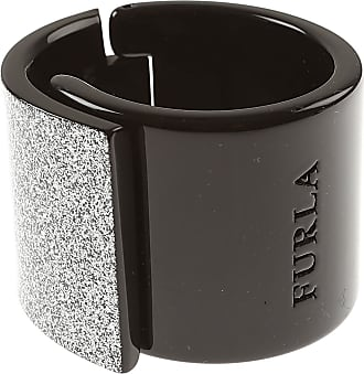 Bracelet for Women On Sale, Clay Grey, Resin, 2017, One Size Furla