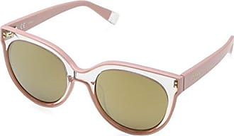 Unisex-Adults TH 1354/S PG Sunglasses, Bordeax Peach Pink, 55 Tommy Hilfiger