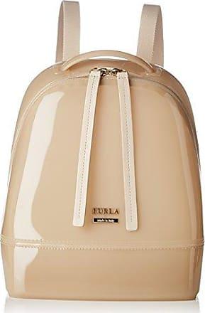 gebraucht - Candy Small Backpack - Damen - Türkis Furla