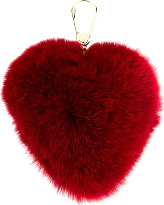 Furla Bubble keyring - Red