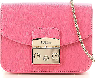 Furla Womens Pouch On Sale, Pink Quartz, Leather, 2017, one size