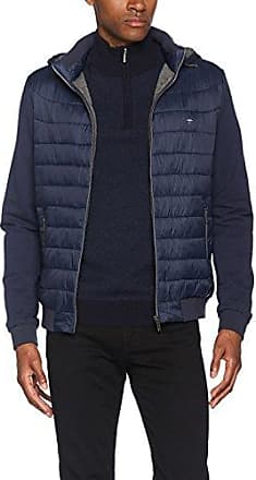 College, Blouson Homme, Blau (Navy 666), SmallFynch-Hatton