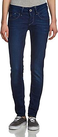 G-Star G Star lynn skinny wmn - Pantalones para mujer, color azul (dk vintage), talla W25/L34 (ES 34)