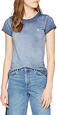 G-Star Liffy Straight R T Wmn S/s, Camiseta para Mujer, Negro (Black 990), X-Small