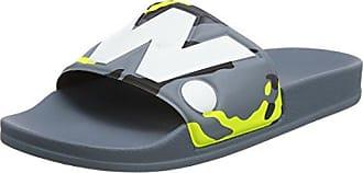 G-Star Raw Cart Slide II, Sandalias de Punta Descubierta para Hombre, Negro (Black/White 964), 46 EU G-Star
