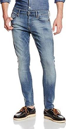 D-Staq 5-Pkt, Vaqueros Slim para Hombre, Azul (Medium Indigo Aged), W30/L32 (Talla del fabricante: 30/32) G-Star