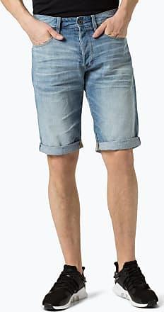Herren Jeansshorts blau G-Star