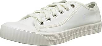Sunrise, Zapatillas para Mujer, Blanco (White/Pink/Stars 2), 39 EU L.A. Gear