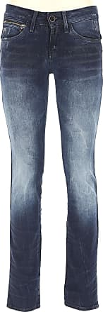 Jeans On Sale in Outlet, Medium Blue Denim, Cotton, 2017, 27 29 G-Star