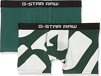 G-Star Tach Trunk 2 Pack, Bañador para Hombre, Multicolor (Milk/Loden Ao/Loden 9644), XX-Large G-Star