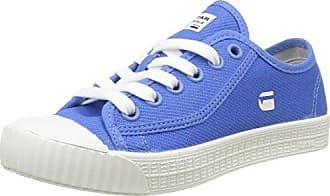 G-Star Raw Scuba II Low, Zapatillas para Mujer, Azul (Sea 366), 41 EU G-Star