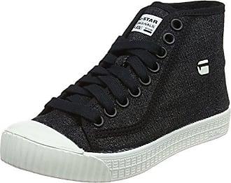 Gerry Weber G32302 PL31 - Zapatillas Altas de Sintético Mujer, Color Negro, Talla 40 EU