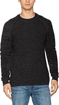 G-Star Oristel R Knit Wmn L/s, Suéter para Mujer, Rojo (Ivory 125), Medium