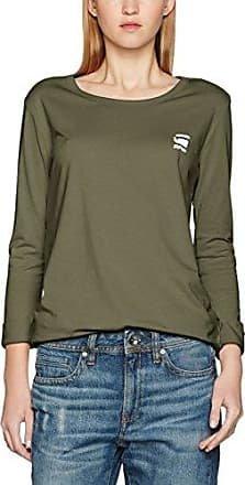 G-Star D05280-5895, Camiseta para Mujer, Beige (Whitebait 1603), X-Small